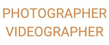 Photographer & Videographer CNIP