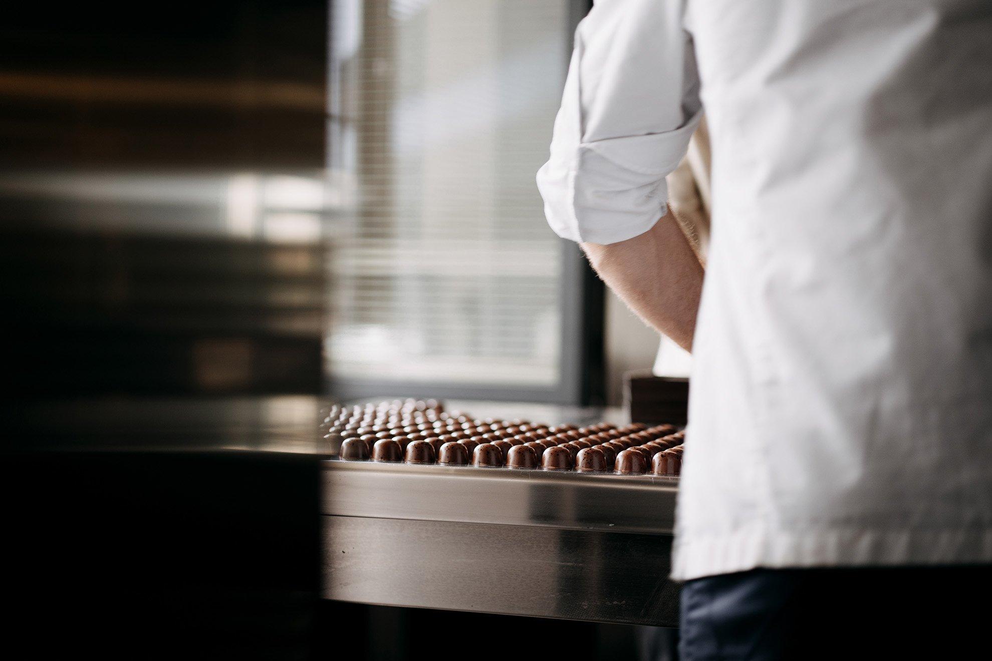 Fotografie Van Dender Chocolates