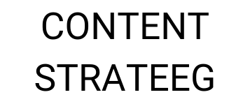 Content Strateeg  CNIP