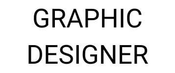 Graphic Designer CNIP