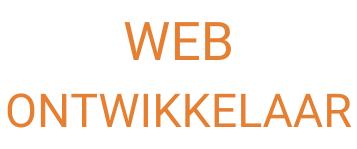 Webontwikkelaar CNIP