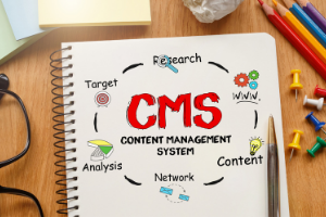 CMS for content marketing